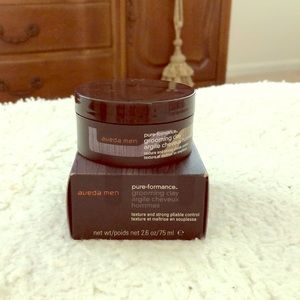 NIB: Aveda Men Pure-formance Grooming Clay